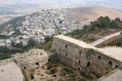 Krak des Chevaliers, Syria