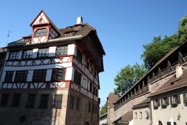 Albrecht Dürer House, Nuremberg, Bavaria, Germany