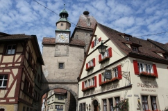 Markus Tower, Rothenburg ob der Tauber, Germany