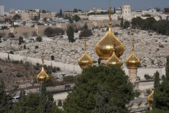 Church of Mary Magdalene, Jerusalem, Israel and Palestine