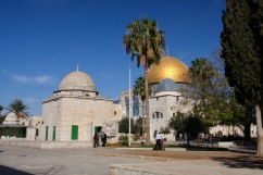 Temple Mount, Jerusalem, Israel and Palestine