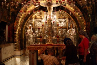 Church of the Holy Sepulchre, Jerusalem, Israel and Palestine