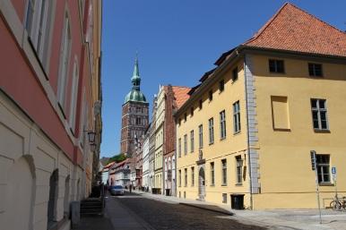 Stralsund, Mecklenburg-Vorpommern, Germany