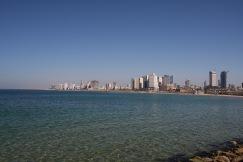 Waterfront, Tel Aviv, Israel and Palestine