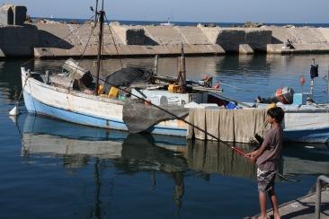 Port, Jaffa, Israel and Palestine