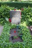 Marlene Dietrich grave, Schöneberg, Berlin, Germany
