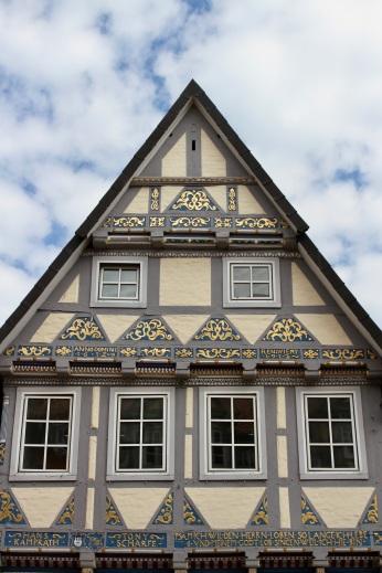 Timber-framed houses, Celle, Germany