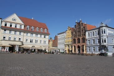 Alter Markt, Stralsund, Germany