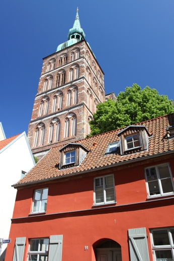 St. Nicholas' Church, Stralsund, Germany