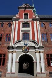 Rathaus, Stralsund, Germany