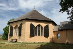 Vitt Church, Cape Arkona, Rügen, Germany