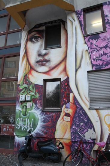 Street Art, Berlin, Germany