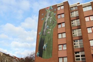 Rocket01, Street Art, Berlin, Germany
