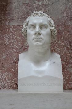 Luther, Walhalla, Bavaria, Germany