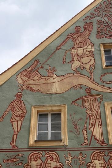 Schmidt-Haus, Nabburg, Bavaria, Germany
