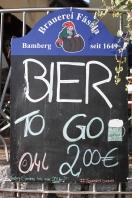Beer, Bamberg, Bavaria, Germany