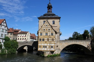 Altes Rathaus, Bamberg, Bavaria, Germany