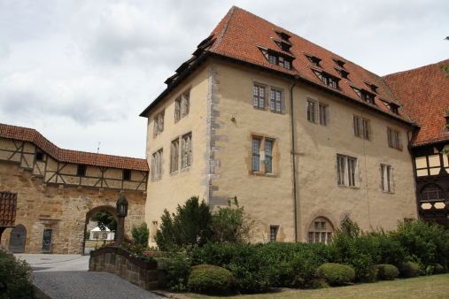 Veste Coburg, Coburg, Bavaria, Germany