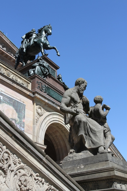 Nationalgalerie, Mitte, Berlin, Germany