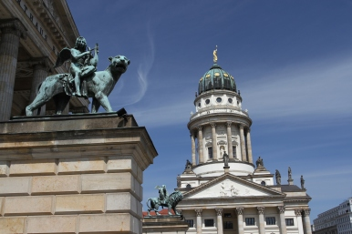 Gendarmenmarkt, Mitte, Berlin, Germany