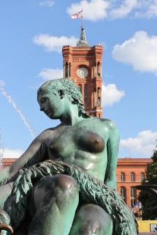 Alexanderplatz, Mitte, Berlin, Germany