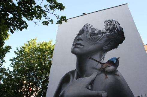 A Beautiful Mind, Street Art, Berlin