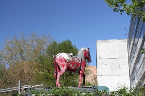 Small Horse, Mitte, Berlin, Germany