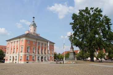 Town Hall, Templin, Germany