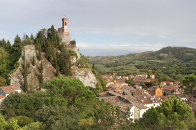 Torre dell'Orologio, Brisighella, Italy