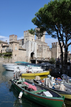 Scaligero Castle, Sirmione, Lake Garda, Italy