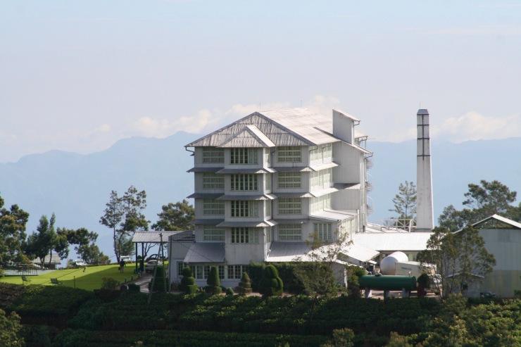 Tea Factory Hotel, Nuwara Eliya, Sri Lanka