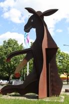 Sculpture, Britz, Berlin, Germany