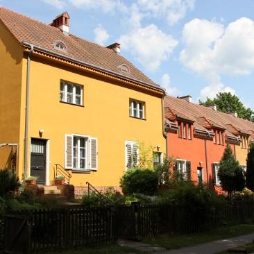 Gartenstadt Falkenberg, Berlin, Germany