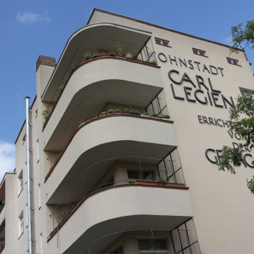 Wohnstadt Carl Legien, Berlin, Germany