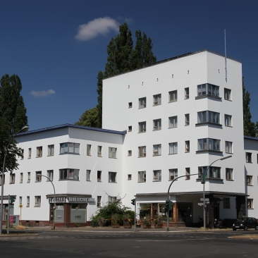 Weisse Stadt, Berlin, Germany