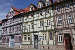 Old Town, Halberstadt, Germany