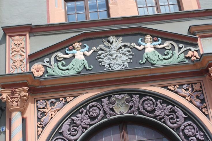Cranach house, Weimar, Germany