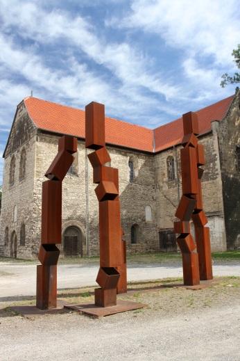 Church of St Burchardi, Halberstadt, Germany