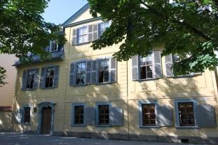 Schiller House, Weimar, Germany