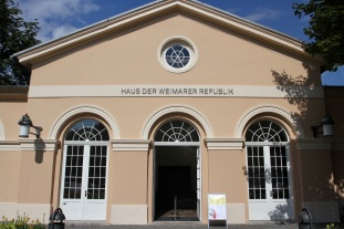 House of the Weimar Republic, Weimar, Germany