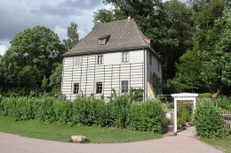 Goethes Gartenhaus, Weimar, Germany