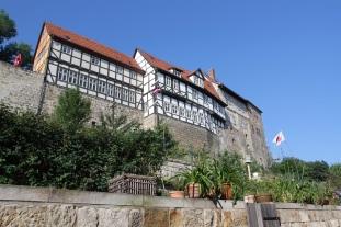 Castle, Quedlinburg, Germany