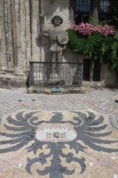 Roland, Marktplatz, Quedlinburg, Germany
