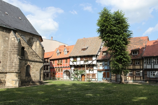 St. Nikolaikirche, Quedlinburg, Germany