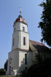 Church, Bad Muskau, Germany