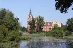 New Castle, Bad Muskau, Germany