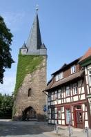 Westerntorturm, Wernigerode, Germany, Europe