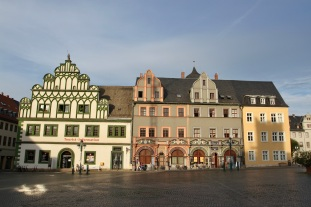 Marktplatz, Weimar, Germany