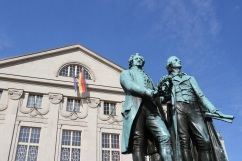 National Theatre, Weimar, Germany