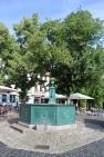 Goethebrunnen, Weimar, Germany